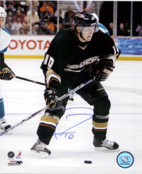 Signed Perry, Corey (Anaheim Ducks) 8x10 autographed
