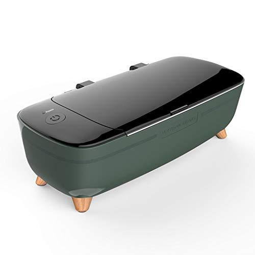 DAND Ultraschallreiniger Tragbar,400ml Ultraschallreinigungsgerät Brille Brillenreinigungsgerät Mini