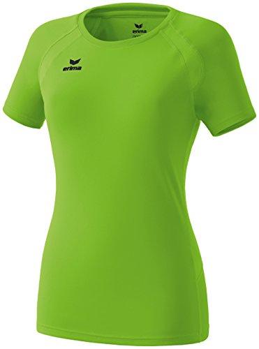 erima Damen T-Shirt Performance, Lemon Green, 46, 808526