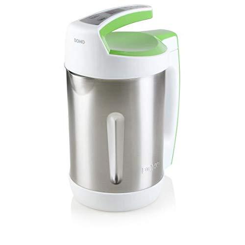 Domo DO705BL licuadora y máquina para hacer sopa 2 L - Licuadora y máquina para hacer sopa