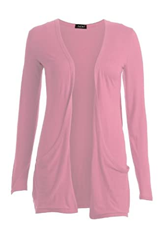 Pink Lady Rose - Cardigans femmes Manches longues ami Ladies Top