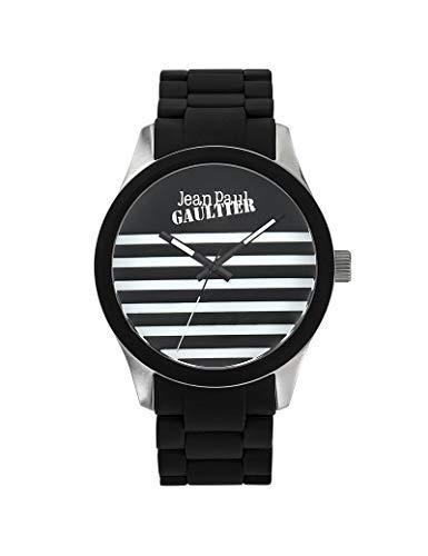 Orologio per bambini Terribes Jean-Paul Gaultier, unisex, nero, 8501121