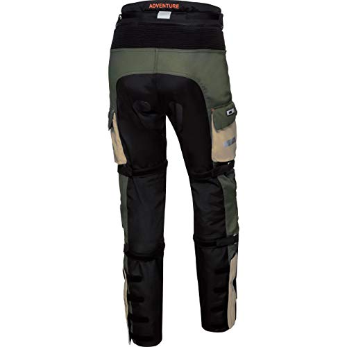 Tour De Pants (IXS Tour Pants Montevideo-Rs-1000 Beige-Olive-Black M)