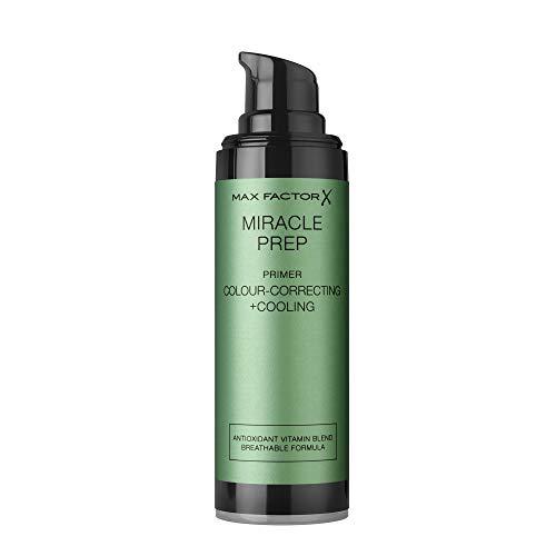 Max Factor, Base maquillaje, Corrector color refrescante