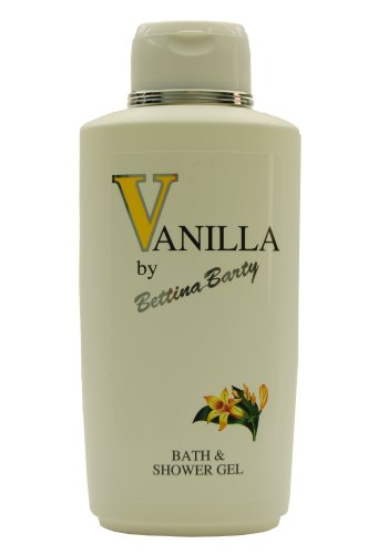 Bettina Barty 280 Vanilla Bath & Showergel, 500ml