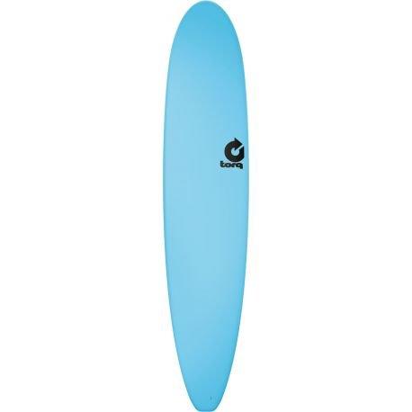 'Longboard schiuma 9' 0Malibu softboard Torq, blu