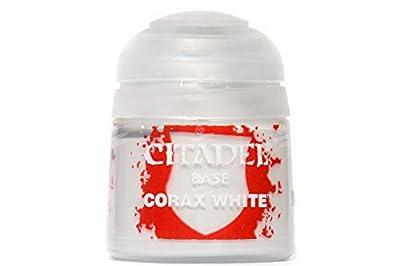 Games Workshop Citadel Pot de Peinture - Base Corax White