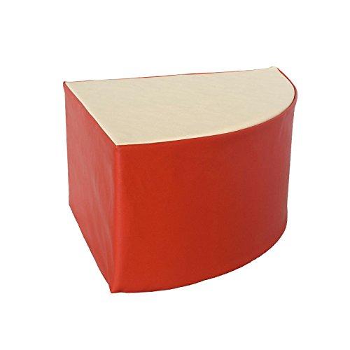 kidunivers–Sitzsack Eck aus Schaumstoff für Kinder von 5bis 8Jahre Nanie