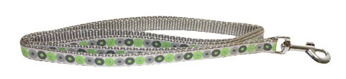 Little-Rascals-Puppy-Collar-and-Lead-Set-Green