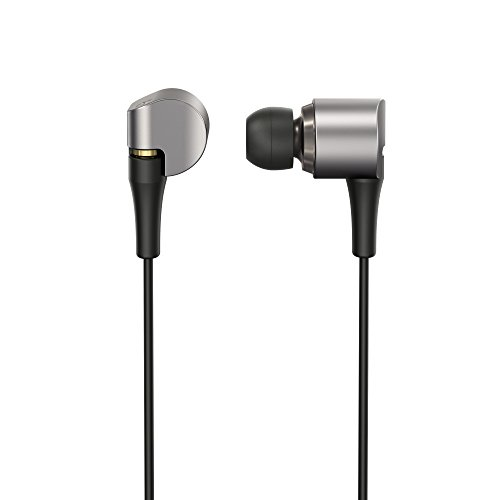 אוזניות ! Panasonic HDE10E In-Ear Stereo Headphones with Mic and Remote – 11.5 mm High Resoluti