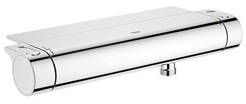 dusch mischbatterie Grohe Grohtherm 2000   Brause- und Duschsysteme - Brausethermostat   Grohe EasyReach Ablage   34469001