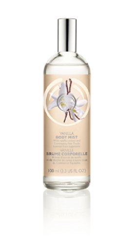 The Body Shop Body Mist Vanilla, 100ml