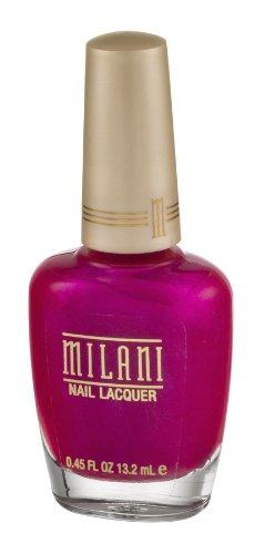 MILANI Nail Lacquer - #1 Hottest Pink - Milani Nail Lacquer