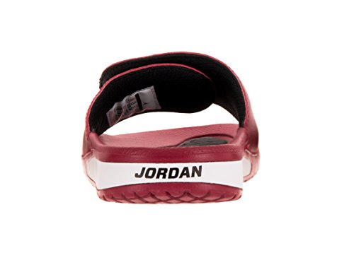 Nike Youths Jordan Hydro 5 Synthetic Sandals Gym Red/White/Black