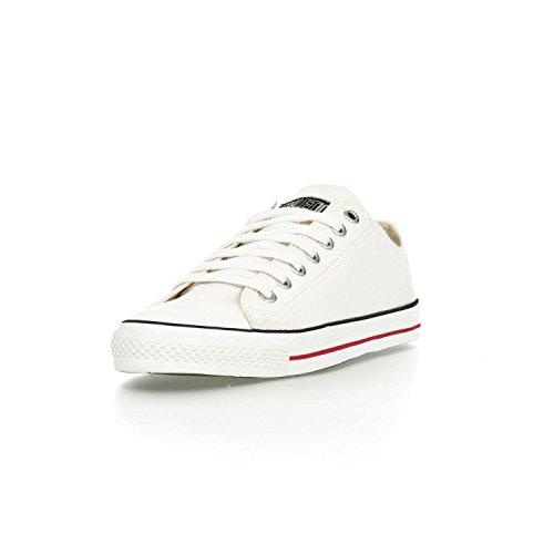 Ethletic low Sneaker / LoCut – vegan, weiß, aus Bio-Baumwolle - 2