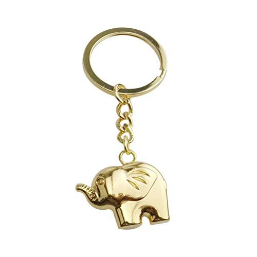 LIOOBO Llavero de Elefantes Llavero de Elefantes Regalo de San Valentín Regalo...