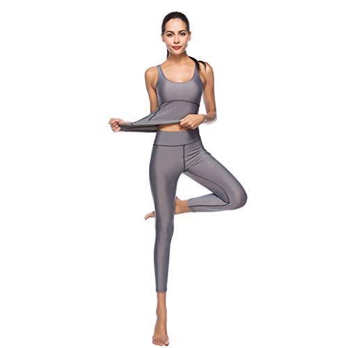 Hochwertiges Und Einzigartiges Damen-Yoga-Set - Schlank, Bequem, SchöN, Atmungsaktiv, Geeignet FüR Yoga, Pilates Und Fitness - only storerine-Shop