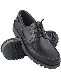 Zerimar Náuticos de Piel | Náuticos Hombre Verano | Zapatos Náuticos Hombre | Mocasines Hombre | Tallas…
