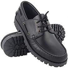Zerimar Náuticos de Piel | Náuticos Hombre Verano | Zapatos Náuticos Hombre | Mocasines Hombre |