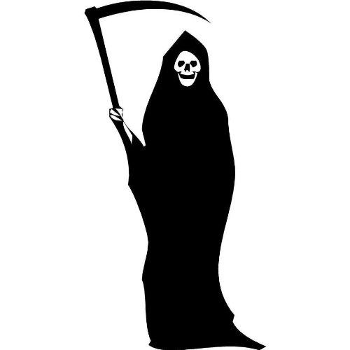 popdecals Wandsticker Scary Ghost–Halloween Special Wunderschöne Baum-Wandsticker für Kinder Mädchen Jungen Teenager Kinderzimmer Tapete, Wandmalerei Sticker Wandsticker Kinderzimmer