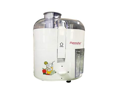 Signora Care SCJ-405 350-Watt Juicer (White)