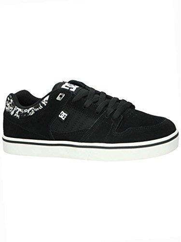 DC Shoes Herren Course 2 Se Flach Schwarz