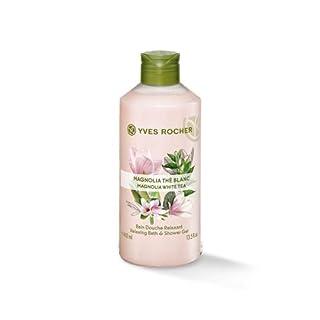 Yves Rocher- Duschbad Magnolie-Weißer Tee 400ml : Ein zart duftendes Duschbad mit entspannender Wirkung