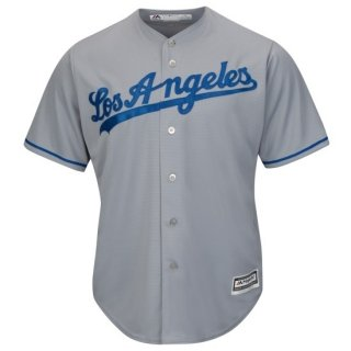Majestic Authentic Cool Base Jersey - Los Angeles Dodgers M - Baseball-leichtes Jersey
