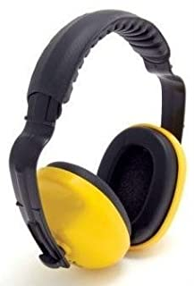 Baratec Yellow Cushioned And Adjustable Headband Ear Defenders Ear Muffs - SNR 25 db (B0053Y0WII) | Amazon price tracker / tracking, Amazon price history charts, Amazon price watches, Amazon price drop alerts