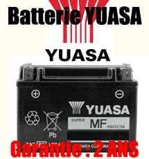BATTERIE YUASA YT14B-4 (BS) Garantie : 2 ANS pour YAMAHA- 1100- BT 1100 BULLDOG- 2005
