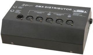 QTX light Distributor, DMX, 4WAY 154.101 -