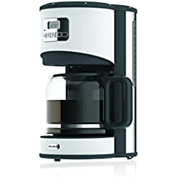 Breville VCF068X Cafetera de goteo, 950 W, 1.5 litros