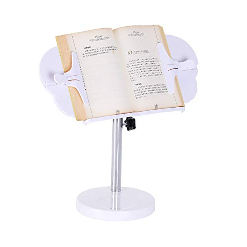 WLM Rack Lesefelder-Artefakt-Multifunktions-Tischlesestandplatz-Erwachsener schauen herauf einfaches Bücherbuch des stehenden Bücherregals A+ -