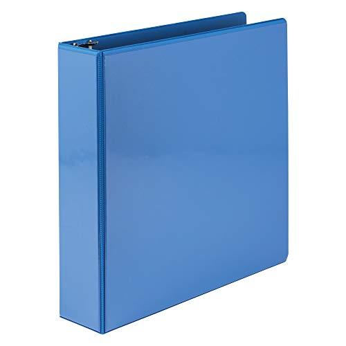 Samsill Economy Aktenmappe mit 3 Ringen 1-Pack 2 - Inch hellblau