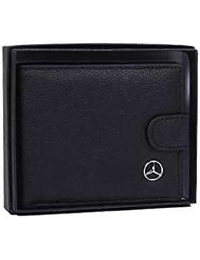 Mercedes-Benz - Cartera para hombre de Piel  hombre