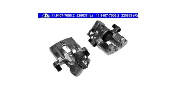 Anzahl 2 Brembo 09.N124.11 Vordere Bremsscheibe mit UV Lackierung