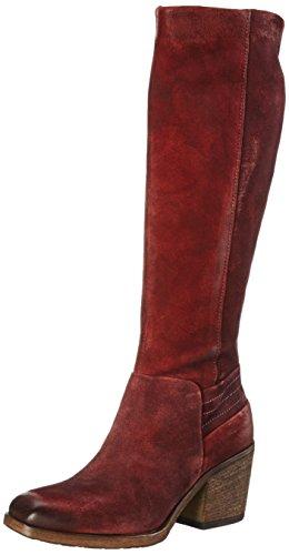 Mjus 687312-0101-6183, Bottes hautes avec doublure froide femme Rouge - Rot (porto)