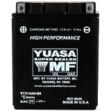 YUASA - YTX14AH-BS Batería para las motocicletas