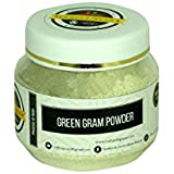 Crafts And Spices - Ayurvedic Homemade Green Gram Powder (Moong Dal) For Body And Hair Care 500 Gm ( Free Delivery)
