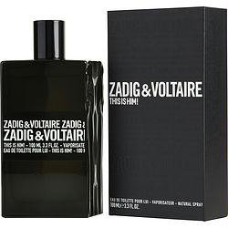 Zadig & Voltaire This Is Him! Cologne, 100