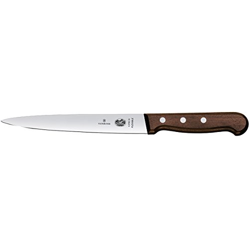 Victorinox Küchenmesser Filetiermesser Palisander 20 cm, 5.3700.20 Swiss Army-filet
