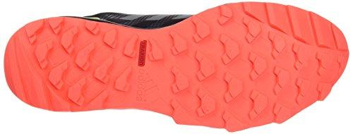 adidas Galaxy Trail M, Chaussures de Running Homme, Noir Noir - Negro (Negbas / Ftwbla / Limsho)