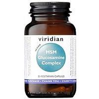 MSM Glucosamine Complex 30 veg.Kapseln VD (vegan) preisvergleich bei billige-tabletten.eu