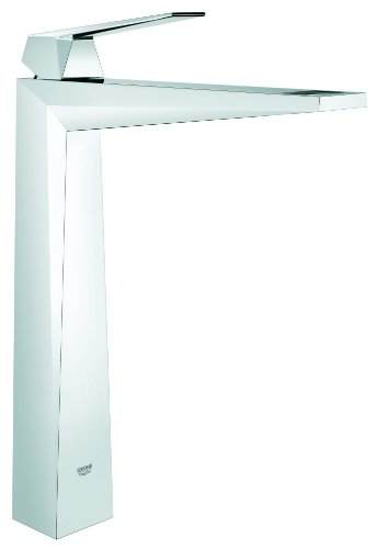 freistehende badarmatur GROHE Allure Brilliant   Badarmatur - Einhand-Waschtischbatterie   für freistehende Waschschüsseln   23114000
