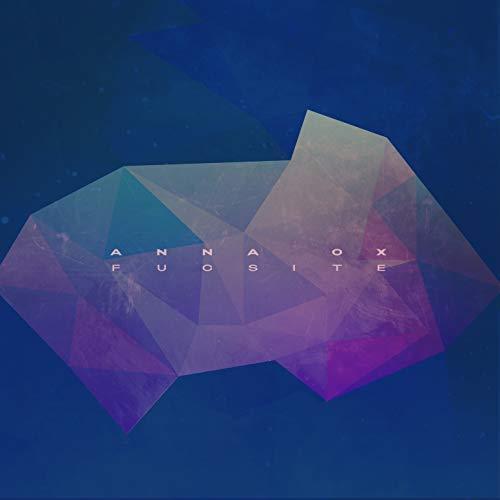 Fucsite (Ox-tracks)