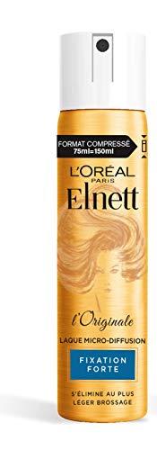 L'Oréal Paris Elnett - Laca fijación fuerte formato