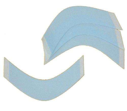 Blue Liner Derma tec Tape für Toupets & Zweithaar Klebewinkel 36 Stück