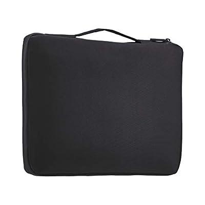 AmazonBasics Professional Laptop Sleeve With Retractable Handle Black