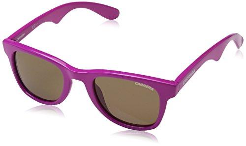 Carrera Unisex-Erwachsene 6000 04 2R4 50 Sonnenbrille, Pink (Fuchsia/Brown),
