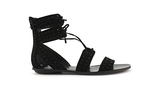 KENDALL+KYLIE FABIA sandalo donna basso Nero